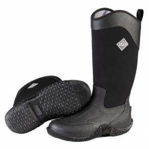 Muck Boots Tack II Tall - Ladies - Black