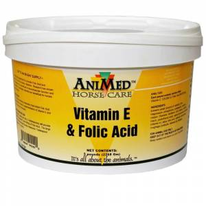 Animed Vitamin E + Folic Acid