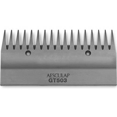 Aesculap Upper Cut Plate 17 Tooth Blade Gt503