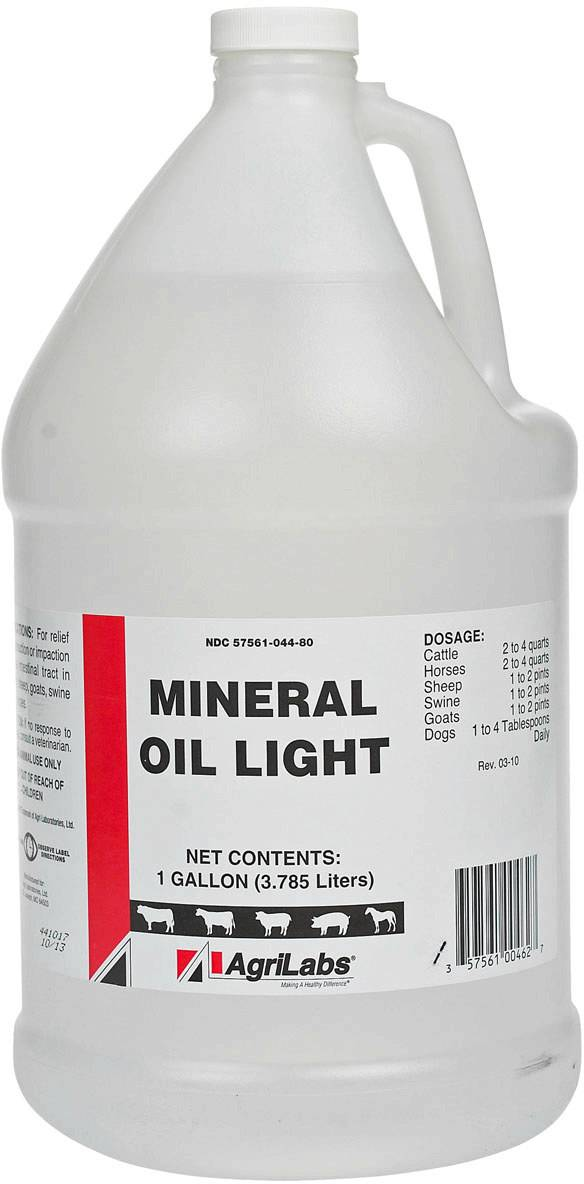 Agrilabs Mineral Oil
