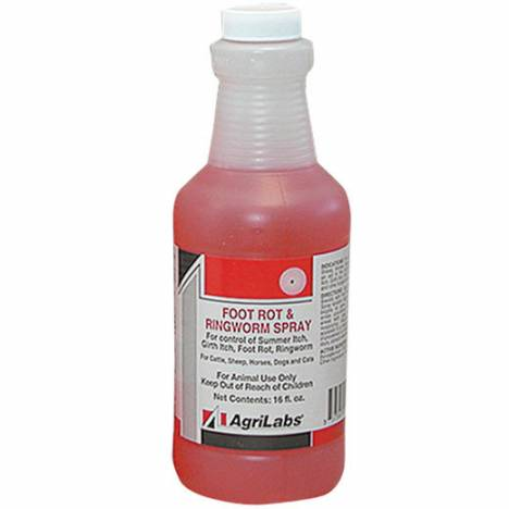 Agrilabs Footrot & Ringworm Spray