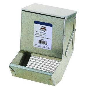 Little Giant Feeder With Metal Bottom & Lid