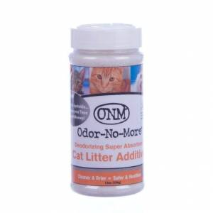 Odor-No-More Cat Litter Additive