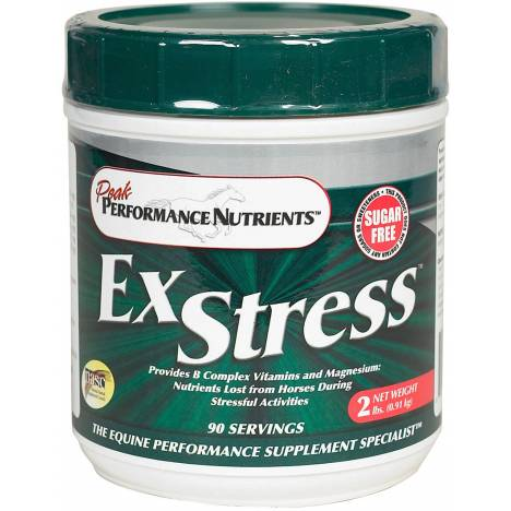 Peak Performance Ex Stress
