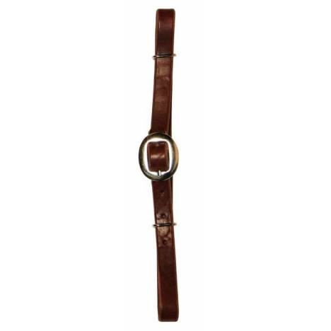 Reinsman Charmayne James Gag Cheek Leather Curb Strap