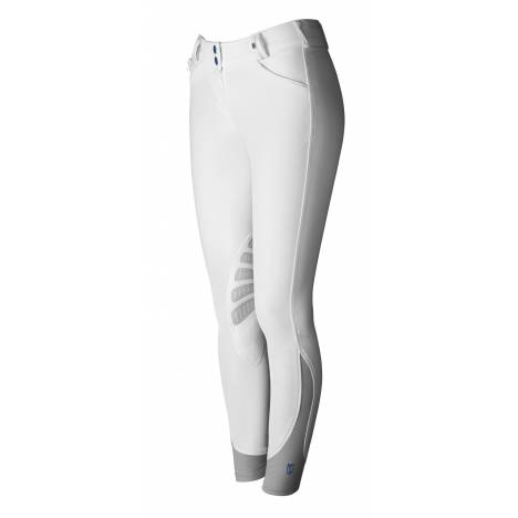 Tredstep Symphony Azzura Pro Breeches - Ladies, Knee Patch