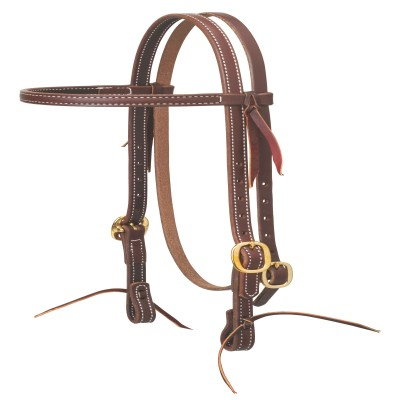 Weaver Working Cowboy Browband Headstall