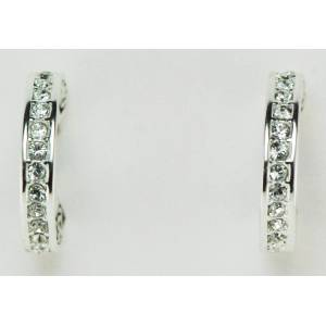 Western Edge Jewelry Cuff Crystal Filigree Earrings
