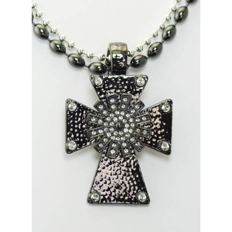 Western Edge Jewelry Cross Jewlery Set