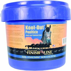 Finish Line Kool-Out Poultice For Equine