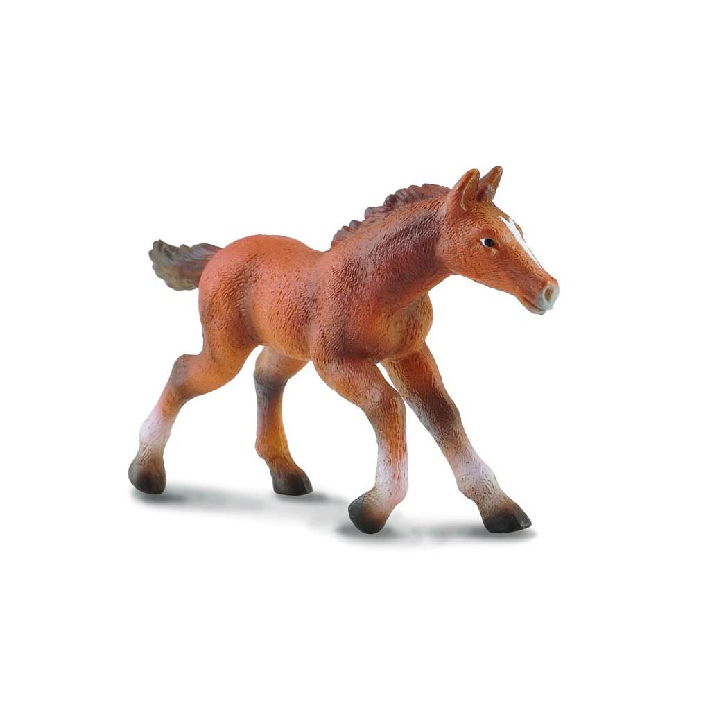 Breyer by CollectA Thoroughbred Foal (Running)