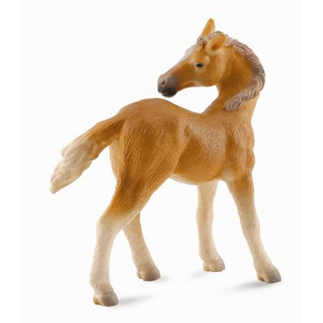 Breyer by CollectA Haflinger Foal (Looking Back)
