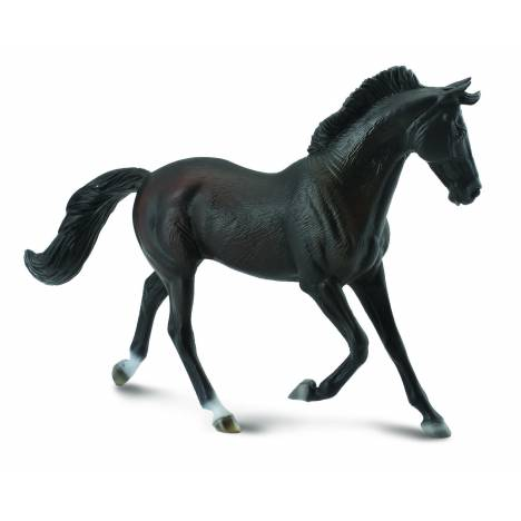 Breyer by CollectA Thoroughbred Mare Black
