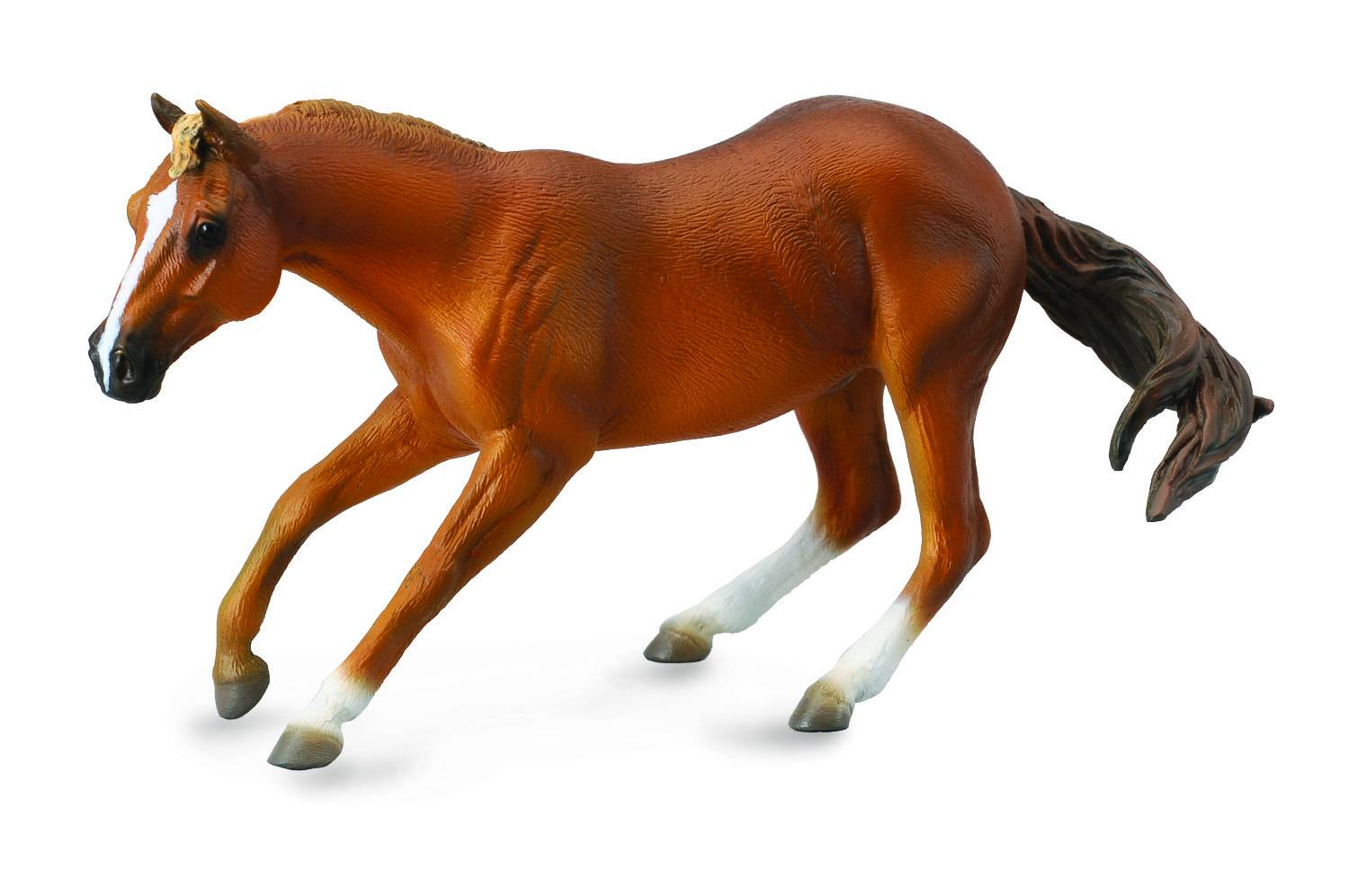 CollectA Quarter Foal Red Dun