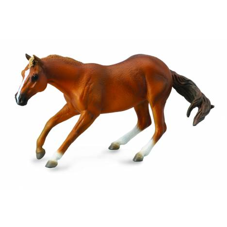 Breyer by CollectA Quarter Horse Stallion Sorrel