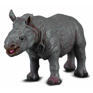 Breyer by CollectA White Rhinoceros Calf