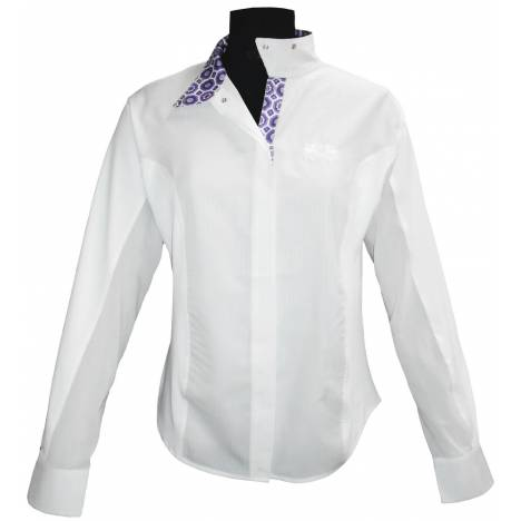 Equine Couture Kelsey Show Shirt - Ladies, Long Sleeve