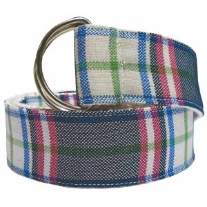 Equine Couture Ladies Amber Plaid Belt