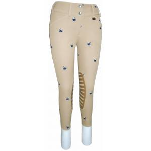 Equine Couture Ladies Natasha Whales Breech