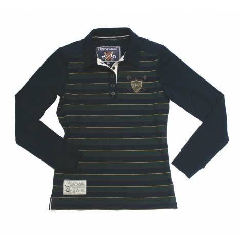 Horseware Polo Lucy Rugby Shirt - Ladies