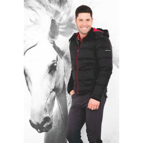 Horseware Platinum Theo Down Jacket - Mens