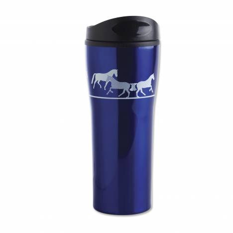 Tek Trek Two Tone Jumper Travel Tumbler