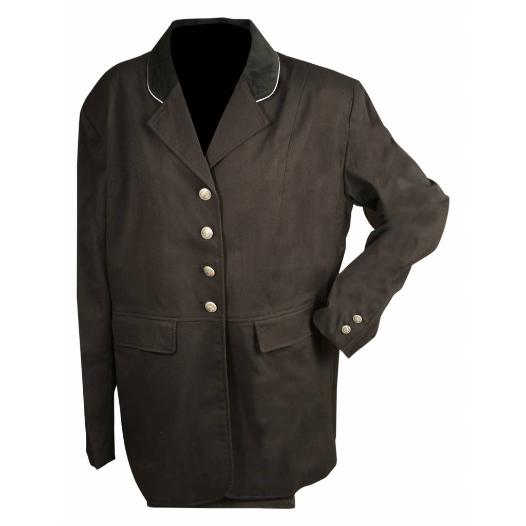 EOUS Olympia Velvet Show Coat - Ladies