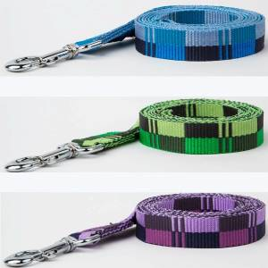 Millstone Check Lead with  Snap