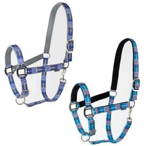 Millstone German Check Non-Breakaway Halter