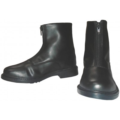 Tuffrider Starter Winter Fleece-Lined Zip Paddock Boots - Ladies