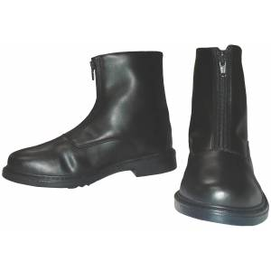 Tuffrider Starter Winter Fleece-Lined Zip Paddock Boots - Kids
