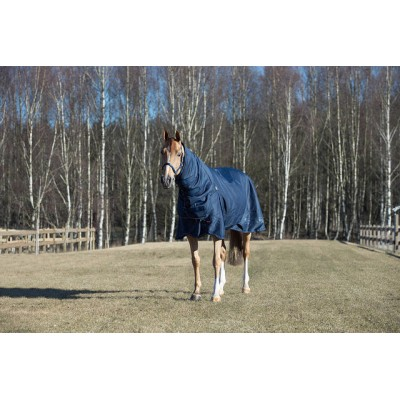 Horze Avalanche 1200D Heavy Weight Combo Turnout - 350g