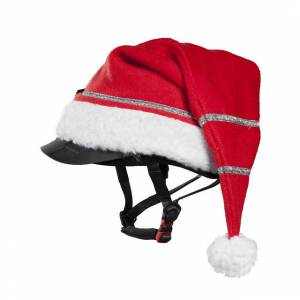Horze Spirit Christmas Cap for Helmet