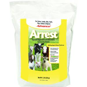 Manna Pro Arrest With Provance Scours Supplement for Multi Species