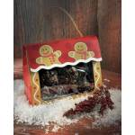 EQUUS German Horse Muffin Holiday Tote - Red - 1 LB