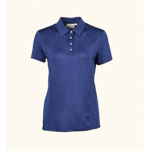 Dublin Kelly Panel Polo - Short Sleeve