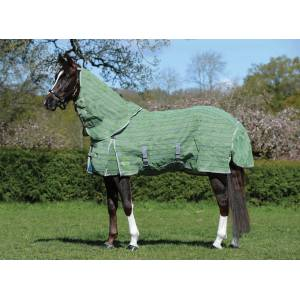 WeatherBeeta Dura Mesh Detach-A-Neck Fly Sheet