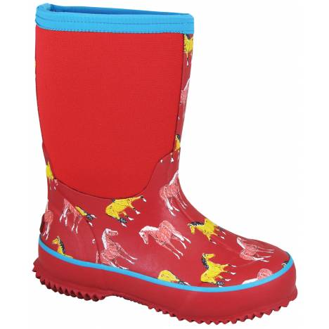 Smoky Mountain Kids Horsin Around Amphibian Boots