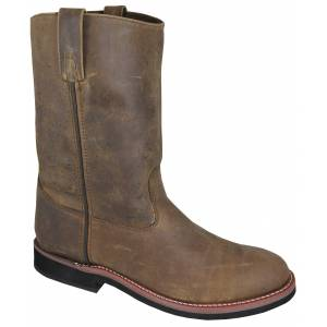 Smoky Mountain Mens Wellington Leather Boot