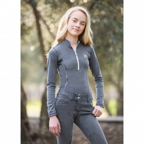 Goode Rider Ladies Ideal Show Shirt - Long Sleeve