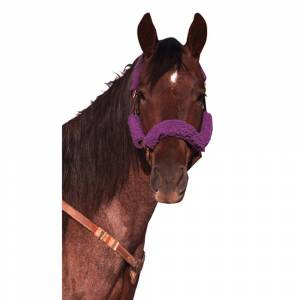 Fleece Halter Tube Set