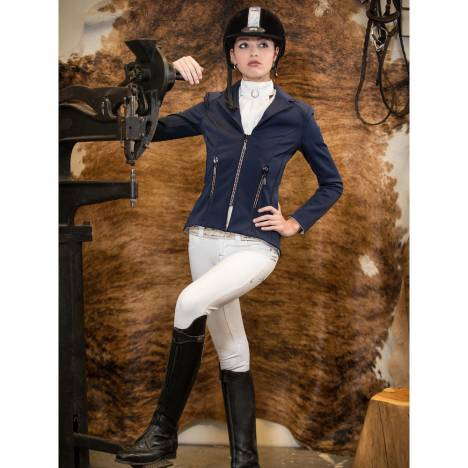 2KGrey Avatar Knee Patch Breeches