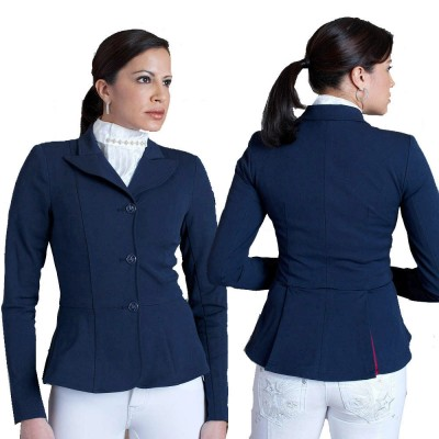 2kGrey Ladies Frances Show Riding Jacket