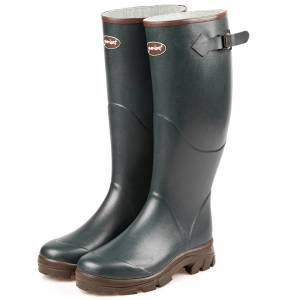 Gumleaf Mens Field Welly Boots