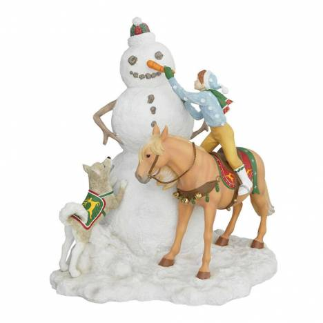 The Trail Of Painted Ponies Final Touch Figurine