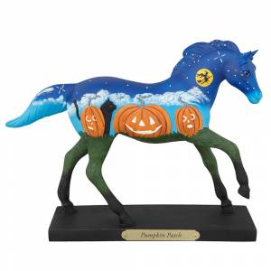 The Trail Of Painted Ponies Pumpkin Patch