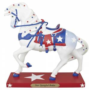 The Trail Of Painted Ponies Star Spangled Rodeo