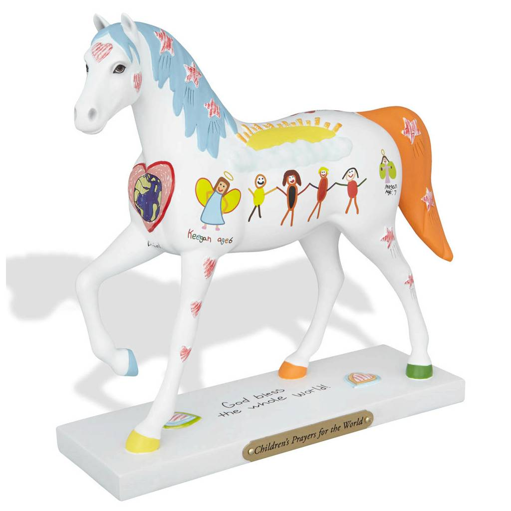 The Trail Of Painted Ponies Childrens Prayers for the World