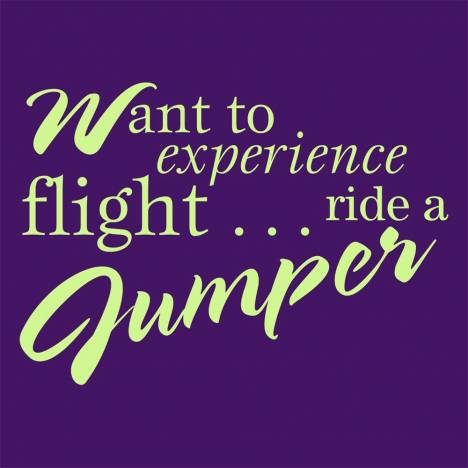 Want to Experience Flight... Tee Shirt