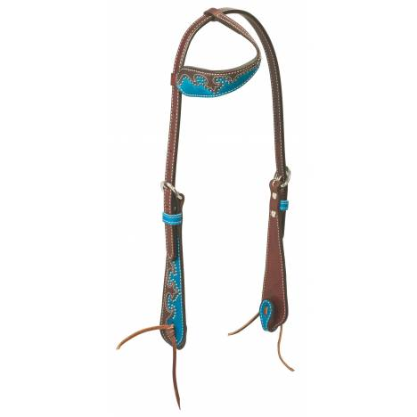 Weaver Wingtip Sliding Ear Headstall